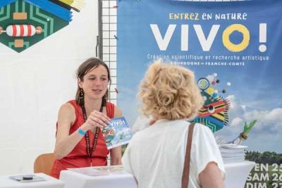 « VIVO ! Entrez en nature » : retours en images sur le temps fort dijonnais 2018