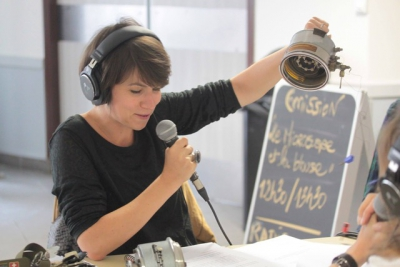 """Quoi de neuf chercheur ?"" sur Radio Dijon Campus"