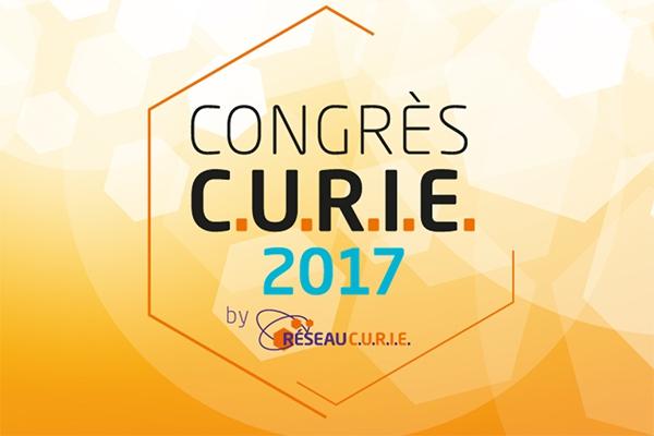 L'uB et la SATT Grand Est, finalistes du congrès C.U.R.I.E 2017 à Marseille