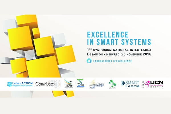 "1er symposium national inter-Labex ""Excellence in Smart systems"""