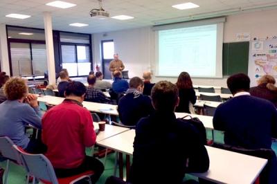 Une journée Maths-Entreprises à l'Institut de Mathématiques de Bourgogne