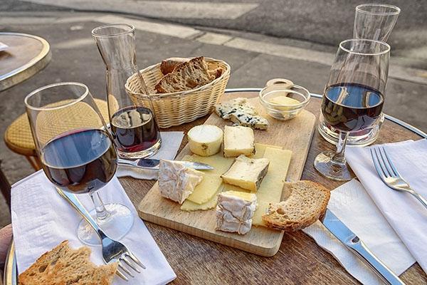 Les alliances vin-fromage au cœur des recherches du CSGA