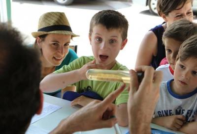 Du 18 au 20 mai 2017 : Le Réseau des Experimentarium fait son festival à Arles !